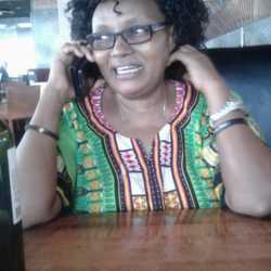 Nyakana is looking for singles for a date