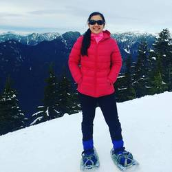 Val, 31 from British Columbia